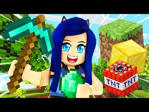 Minecraft in Roblox...? WHAT IS THIS GAME?