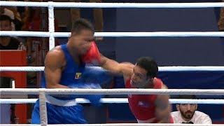 Philippines vs Myanmar | Boxing M Lightweight 60kg - Quarterfinal | 2019 SEA Games