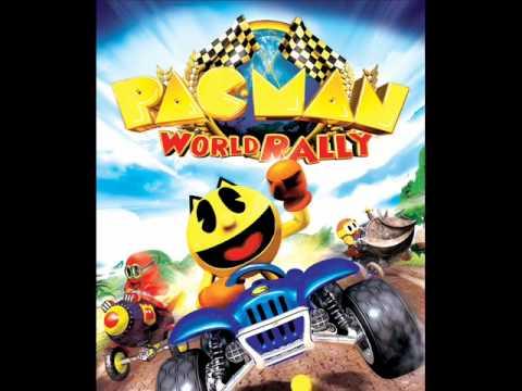 Pac Man World Rally Soundtrack - Kings Kourse
