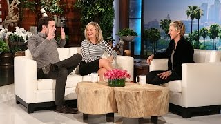 How Amy Poehler Helped Bill Hader Land