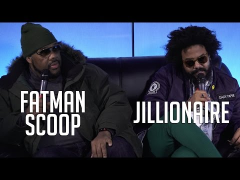 Fatman Scoop + Jillionaire on His Job at HOT 97, Cuba + Putting People On