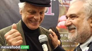 Michele Placido a Vinitaly 2018 *
