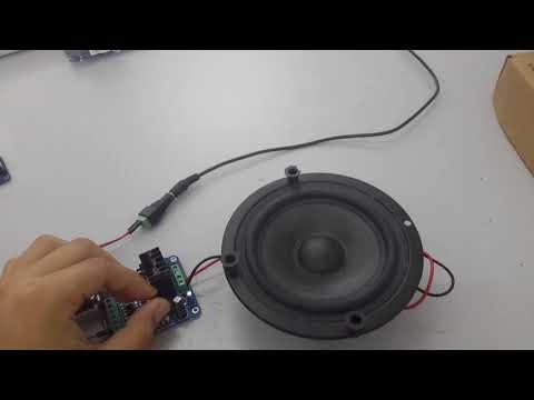 MB-23 22V Audio Amplifier Kit