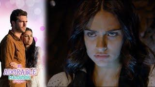 Aurora descubre que Carmen y Severo, estaban enamorados | Mi adorable maldición - Televisa
