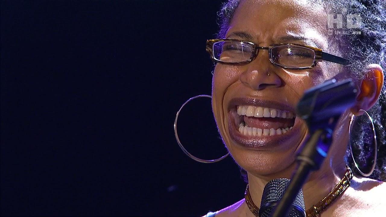 Rachelle Ferrell | My Funny Valentine (Estival Jazz Lugano 2008)