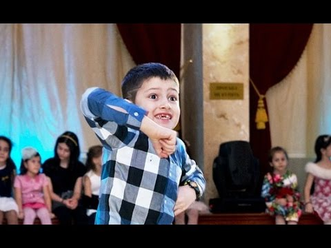 Лучшие танцоры Москвы - Лезгинка