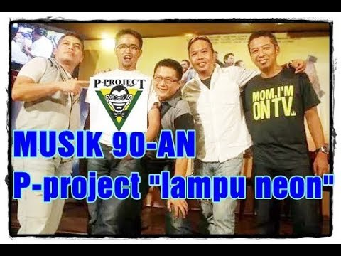 Asik Hey Lampu Neon Pproject