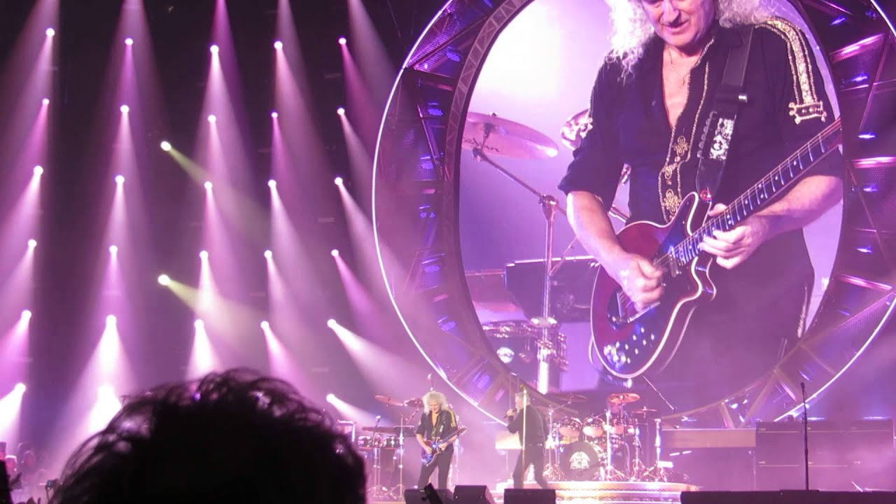 queen adam lambert a kind of magic frankfurt. Black Bedroom Furniture Sets. Home Design Ideas