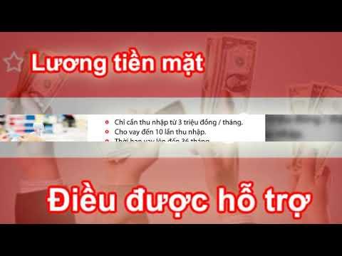 Vay Tiền Cấp Tốc Online Giải Ngân Chỉ 30 Phút Sau Khi Nhận Thông Tin
