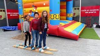 Winkelcentrum Sterrenhof organiseert eerste 'Kidsmiddag' / Spijkenisse 2017