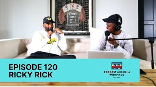 IEpisode 120I Ricky Rick on 2019 Releases Family Top 5 Rappers  Cotton Fest