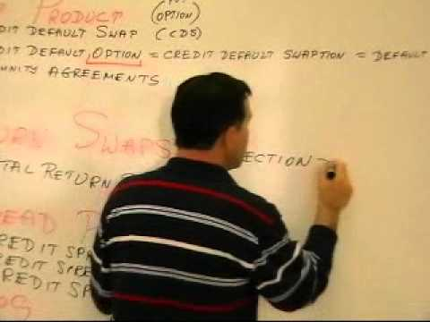 Structured Finance, Lecture 3 - Credit Derivatives, Part 2