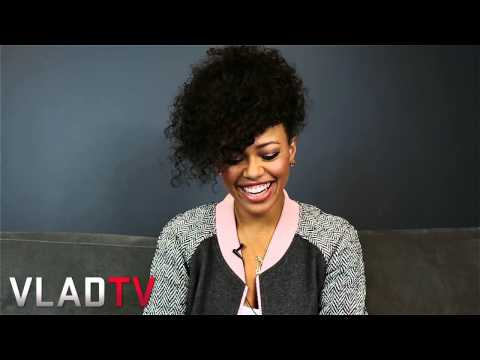 Elle Varner on K. Michelle & Meek Mill Dating Rumors