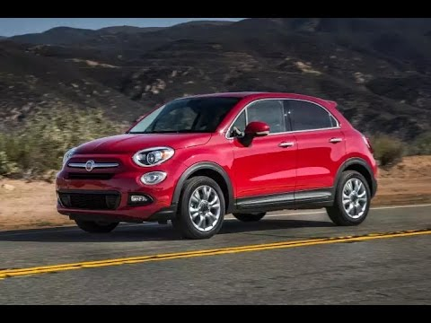 fiat 500x 2017 car review youtube. Black Bedroom Furniture Sets. Home Design Ideas