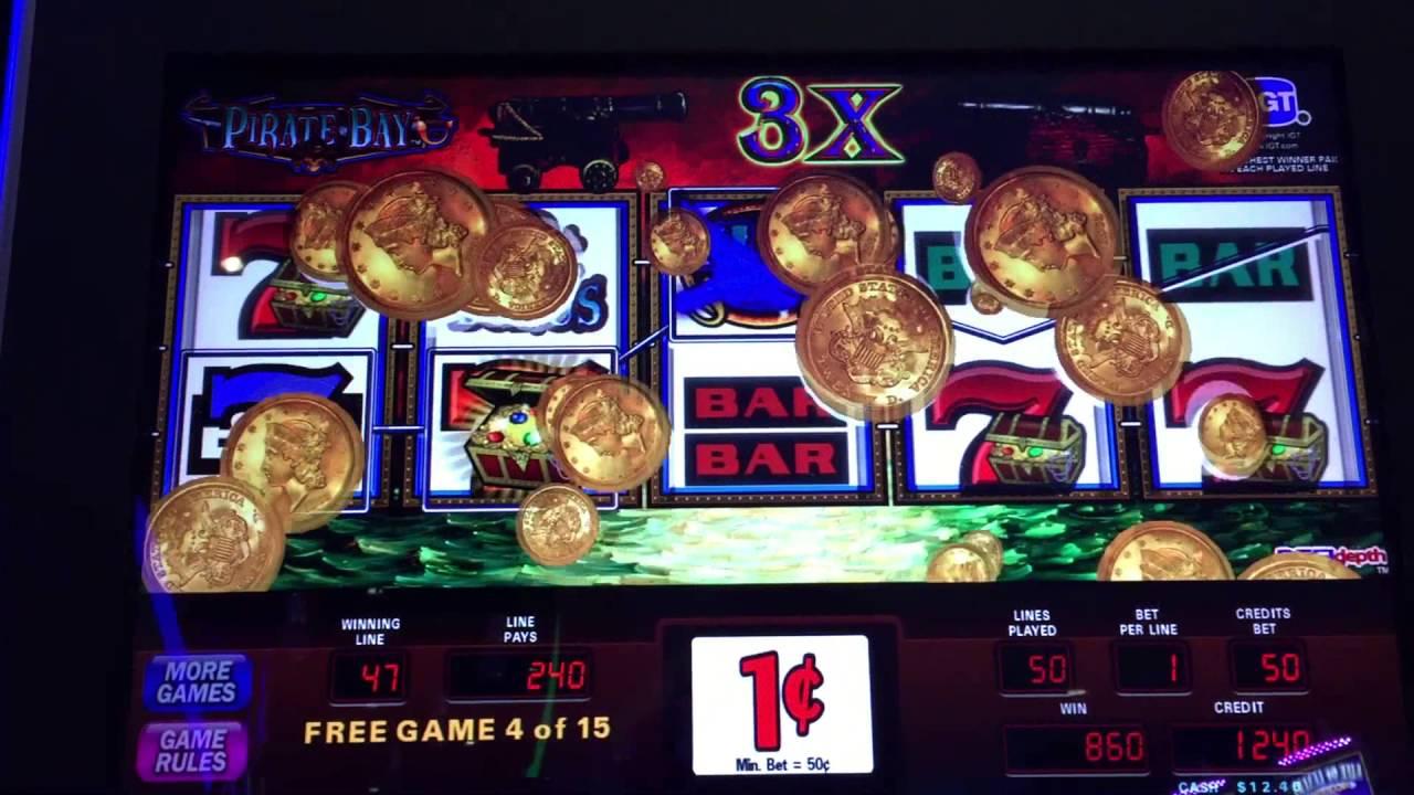 Pirate Bay Slot Machine