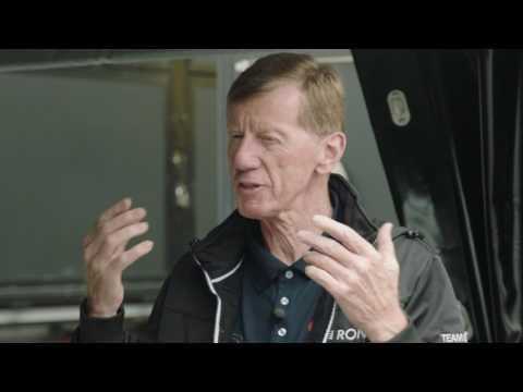 Interview Walter Roehrl (German)