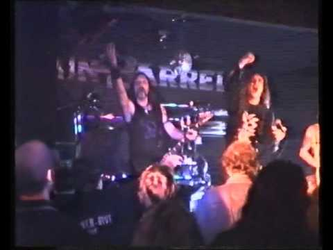 Gun Barrel - Live 12.10.2001 - Back To Suicide