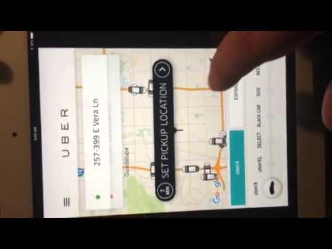 How to get more rides driving Uber