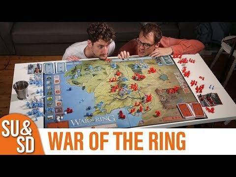 War of the Ring  Shut Up & Sit Down Review