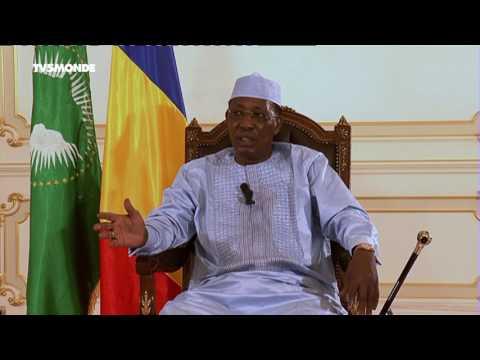 Idriss Déby, président de la République du Tchad - Internationales - 25 juin 2017