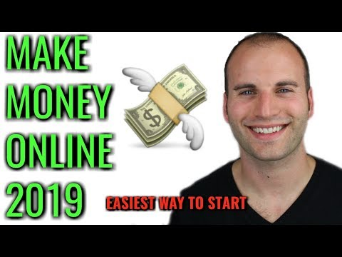 EASIEST Way To Make Money Online In 2019 As A Beginner With NO MONEY