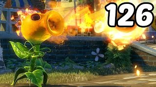 Let's Play Plants Vs Zombies Garden Warfare #126 Deutsch - Alle Erbsen