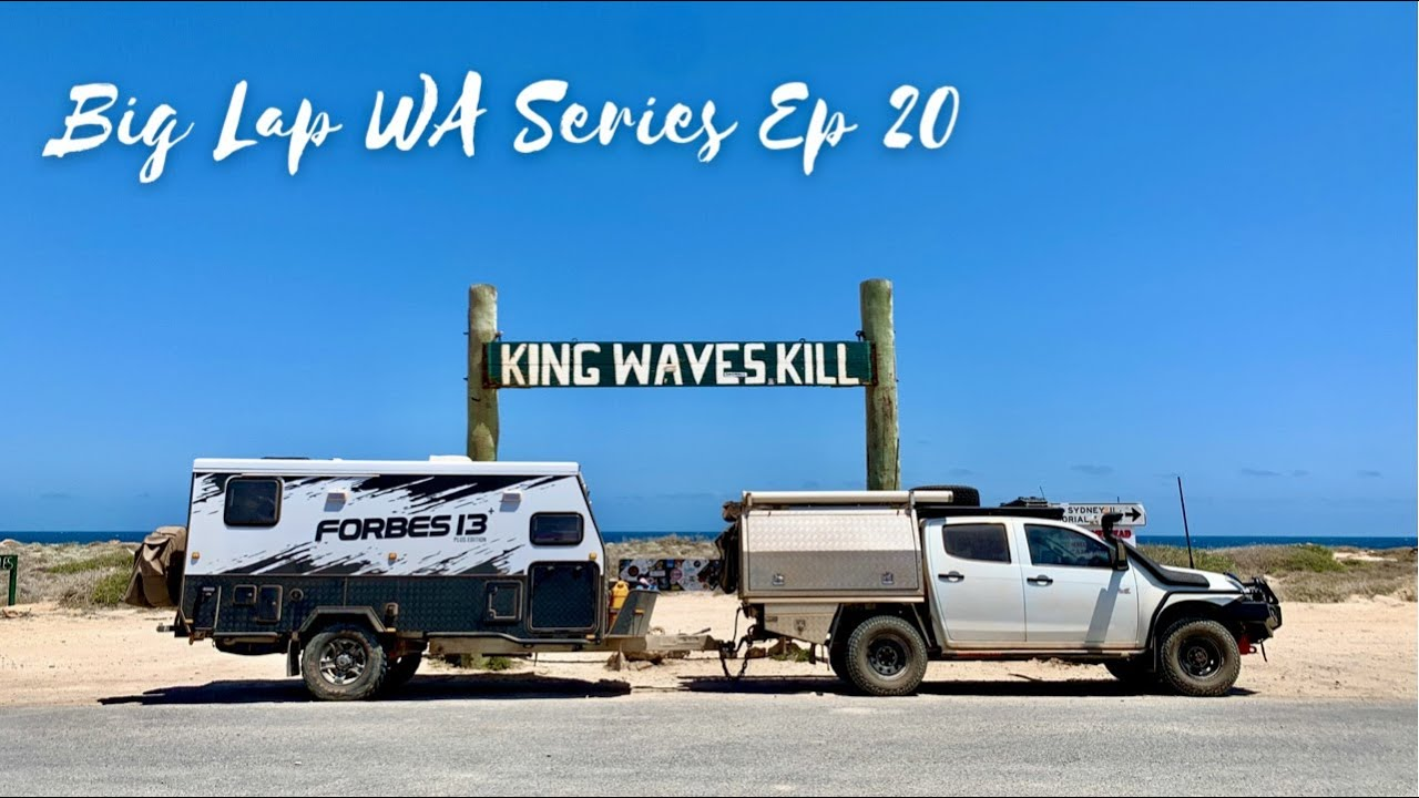 Download E20 | The Big Lap of WA - Red Bluff & Point Quobba Blow Holes Camp