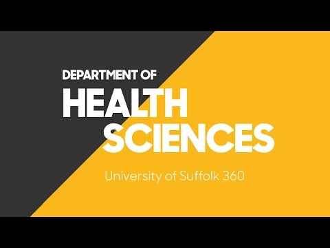 Department of Health Science (360 Video)