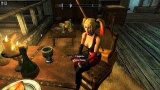 Приколы из Skyrim