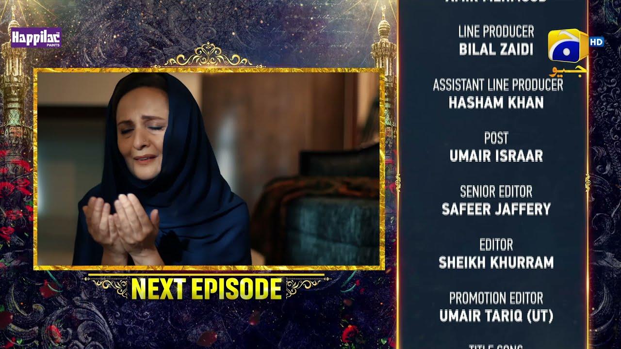 Download Khuda Aur Mohabbat - Season 3 - 2nd Last Ep 38 Teaser - Digitally Presented by Happilac Paints