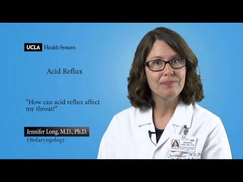 Real Questions | Acid Reflux | UCLA Head And Neck Surgery