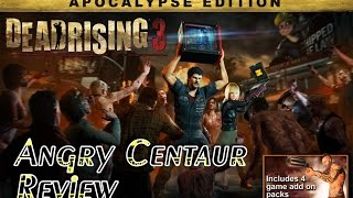 Dead Rising 3: Apocalypse Edition Review- PC
