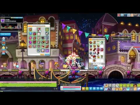 MapleSea | Aran Final Equip Video