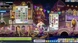 MapleSea   Aran Final Equip Video