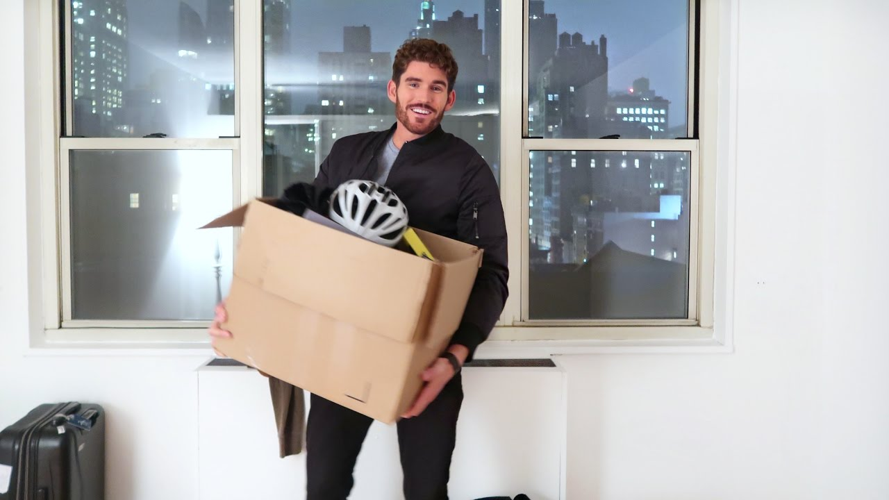 Moving Into My Nyc Apartment