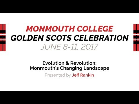 Golden Scots 2017: Evolution & Revolution