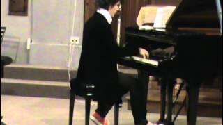 Francesco Mazzonetto in Concerto Bra 29-3-2012