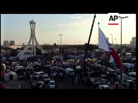 Bahrain - Anti-government Protests