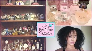 My Perfume Collection | Natalie Flemister