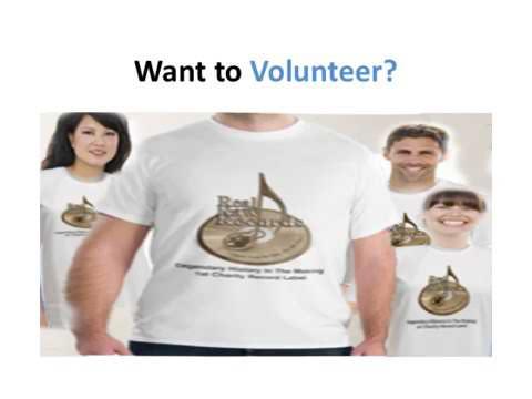 Volunteer Start Your Career #MUSIC Industry