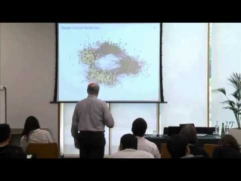 Economic Models and Network Science I & II - SSSI Cambridge 2014