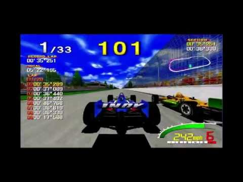 """Ace's Gaming Session """"Take 2"""" - Indy 500 for the Sega Model 2B arcade hardware"""