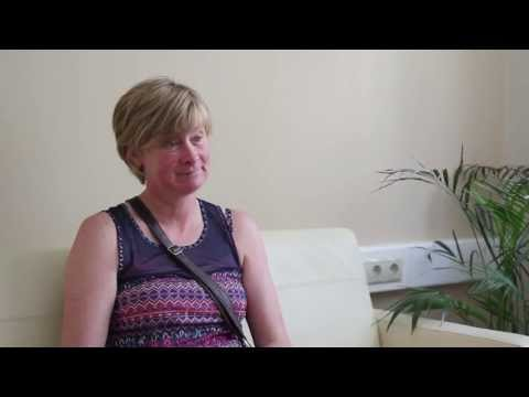 What is behind the smile! - Interview with a satisfied patient