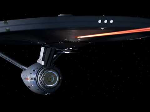 U.S.S. Enterprise: Surprise Attack - fan CGI animation