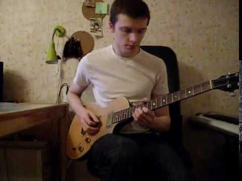 Tomahawk - Omaha dance (guitar cover)