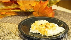 "Cauliflower ""Mashed Potatoes"" 