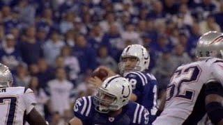 2006 AFC Championship: Colts vs Patriots