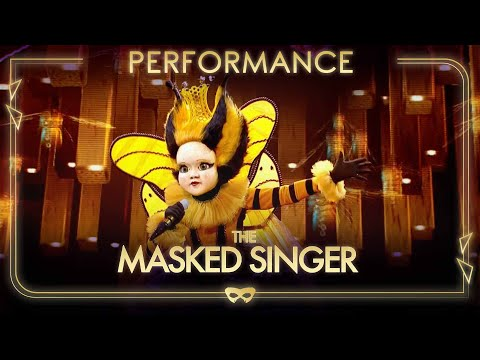 Queen Bee Performs: 'Alive' By Sia (Full Performance) | Season 1 Ep. 1 | The Masked Singer UK