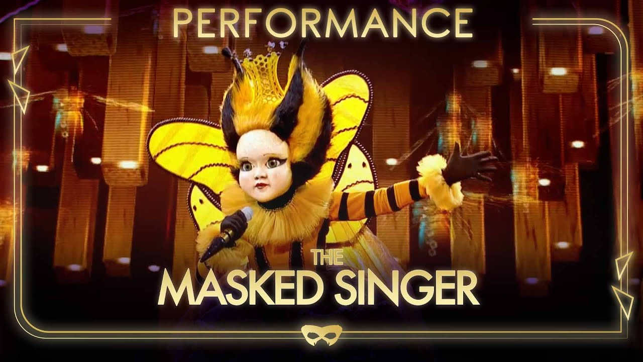 Download Queen Bee Performs: 'Alive' By Sia (Full Performance) | Season 1 Ep. 1 | The Masked Singer UK