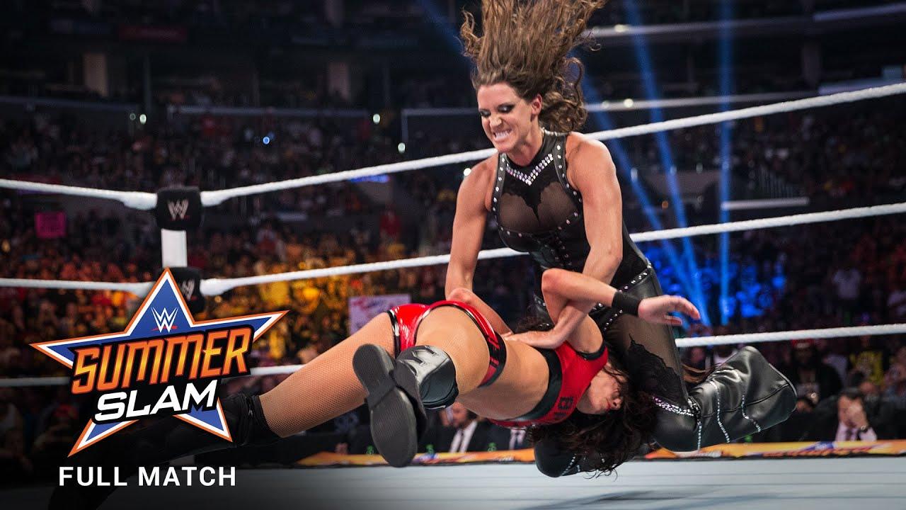 Download FULL MATCH: Brie Bella vs. Stephanie McMahon: SummerSlam 2014